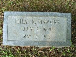 Leila <i>Rooker</i> Hawkins