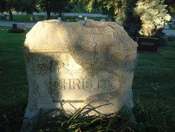 Dr Burton W Christie