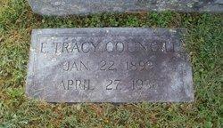 Edward Tracy Councill