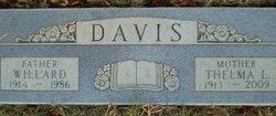 Thelma Lucile <i>Moore</i> Davis
