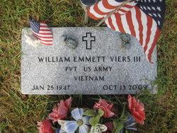 William Emmett Sonny Viers, III