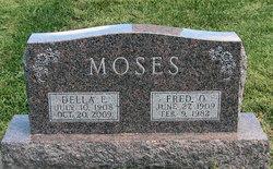Della Elizabeth <i>Calfee</i> Moses