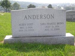 Dr Alden Scott Anderson, Jr