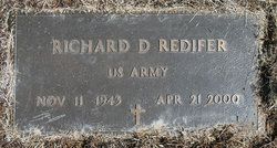 Pvt Richard Delroy Redifer