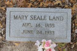 Mary Catherine <i>Tipton</i> Land