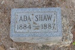 Ada Shaw