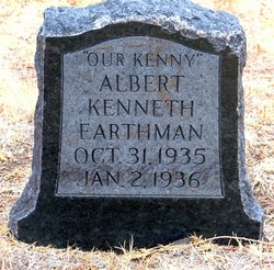 Albert Kenneth Earthman