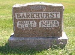Walter B. Barkhurst