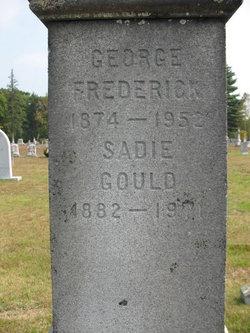 Sadie Elizabeth <i>Gould</i> Fellows