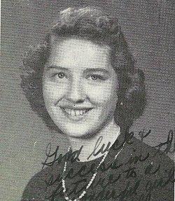Carol Ann <i>Goll</i> Burris