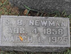Samuel Brooks Newman