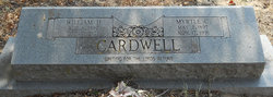William Henry Will Cardwell