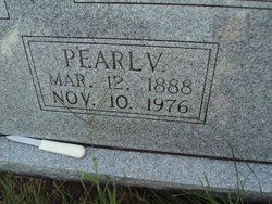 Pearl V Alexander