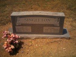 Martha Pearl Pearl <i>Stark</i> Singleton