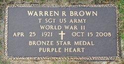 Warren R. Brown