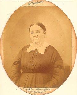 Margaret Jane <i>Littlejohn</i> Bloomfield