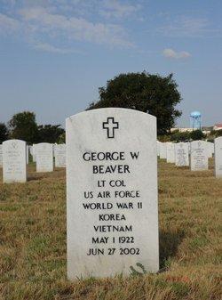 George William Beaver