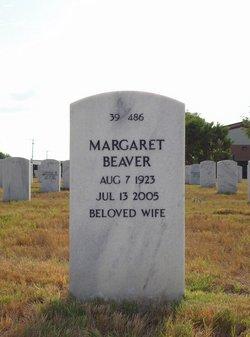Margaret <i>Livengood</i> Beaver