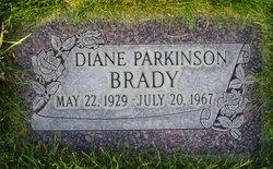 Diane <i>Parkinson</i> Brady