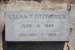 Lillian Marie <i>Taylor</i> Fitzpatrick
