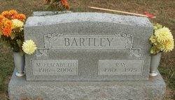 Mary Elizabeth Lib <i>Brady</i> Bartley