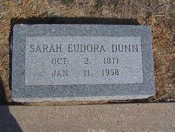 Sarah Endora Sallie <i>Ziglar</i> Dunn