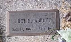 Lucy May <i>Zigler</i> Abbott