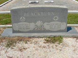 Maggie Belle <i>Morgan</i> Blackburn