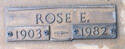 Rose E Geitner