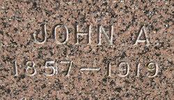 John A. Darr