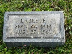 Larry Francis Crumbacker