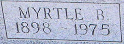 Myrtle Bell <i>Bradley</i> Cox