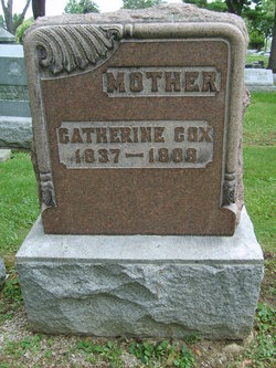 Catharine O. <i>Becker</i> Nichols Cox