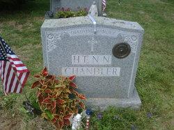 Mabel Gertrude <i>Mitchell</i> Chandler