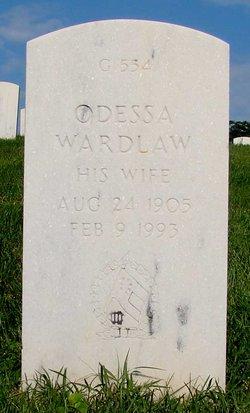Odessa <i>Wardlaw</i> Lee