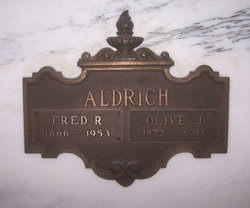 Olive Jane <i>Manning</i> Aldrich