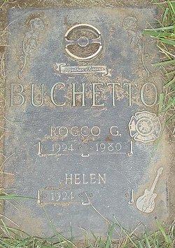 Rocco Gerald Rocky Buchetto, Sr