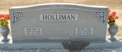 Walter Harvey Holliman