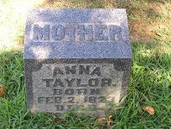 Anna <i>Murphy</i> Taylor