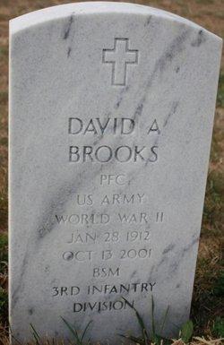 David A. Brooks