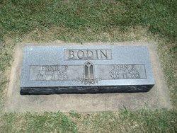 Mrs Jennie P Bodin