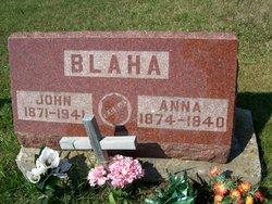 Anna <i>Davidson</i> Blaha