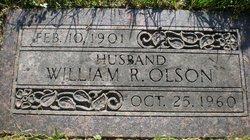William Roosevelt Olson