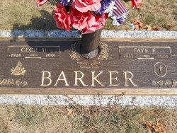 Cecil Henry Barker, Jr