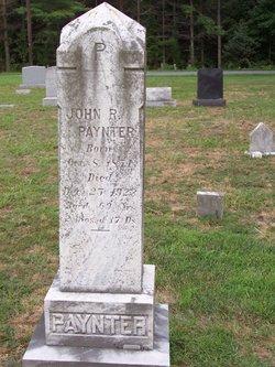 John R Paynter