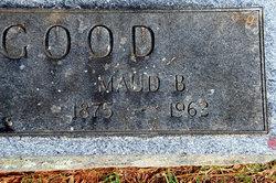 Maud F. <i>Brooks</i> Allgood