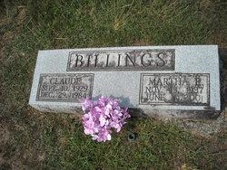 Claude Billings