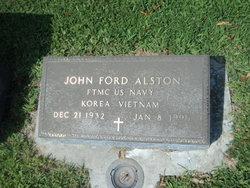 John Ford Alston
