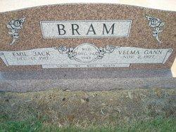 Velma Lucille <i>Gann</i> Bram