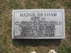 Madge <i>Graham</i> Stedenfeld